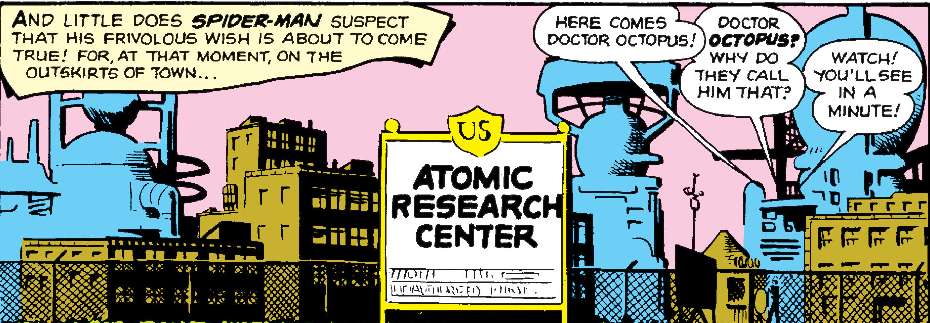 Atomic Research Center
