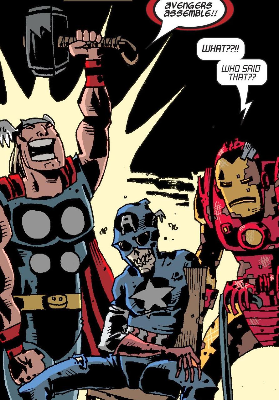 Avengers (Earth-200515)