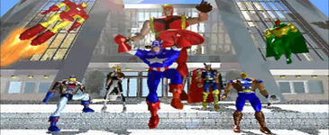 Avengers (Earth-TRN561)