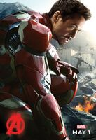 Avengers Age of Ultron poster 002