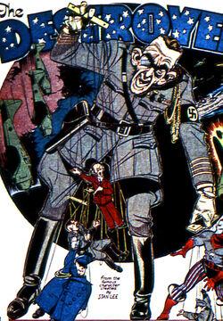 Baron Uhh (Earth-616) from Mystic Comics Vol 1 9 0001.jpg