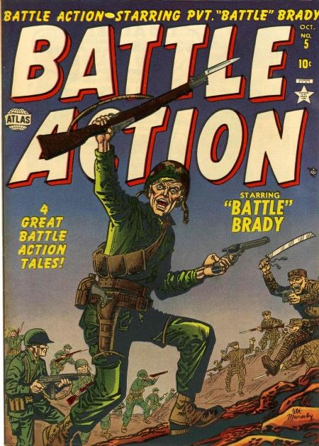 Battle Action Vol 1 5