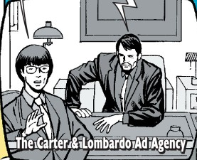 Carter & Lombardo Ad Agency (Earth-616)