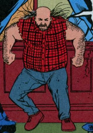 Chuck Mohen (Earth-616)