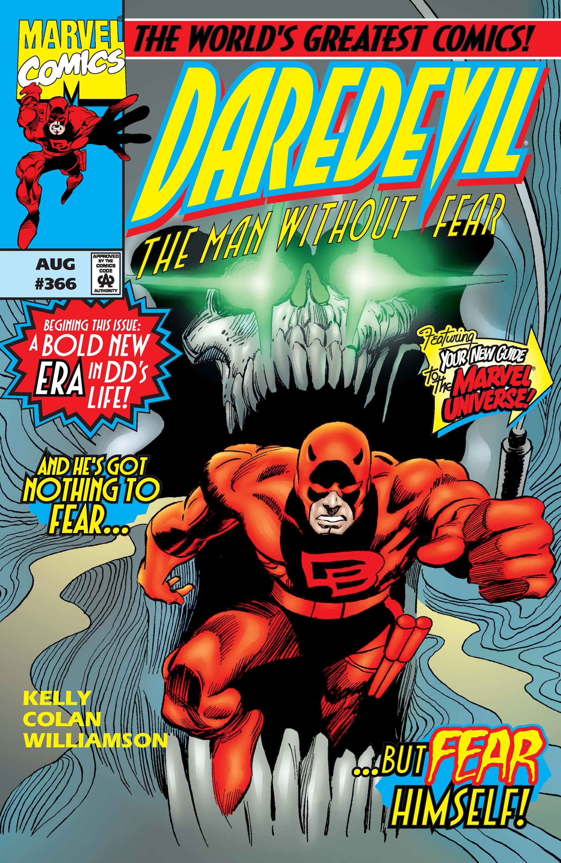 Daredevil Vol 1 366