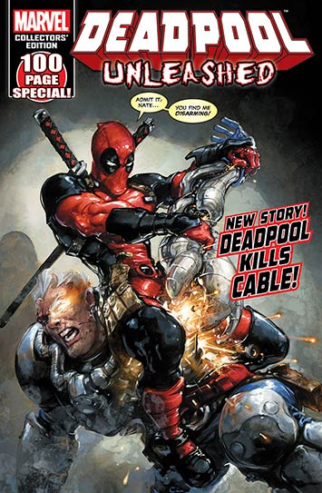Deadpool Unleashed Vol 1 20