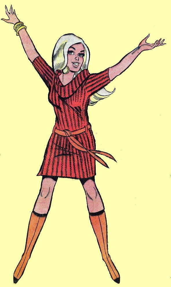 Dee-Dee Collins (Earth-616)