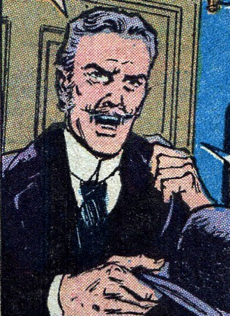 Gabriel John Utterson (Earth-616)