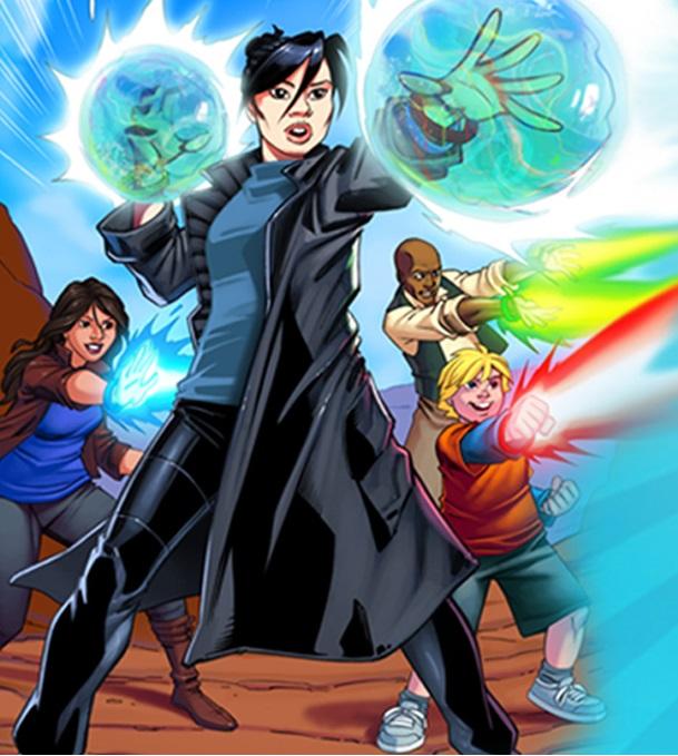 Habit Heroes (Earth-616)/Gallery