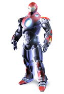 Iron Tech Armor (Earth-1610) from Iron Man (video game) 0001