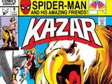 Ka-Zar the Savage Vol 1 9