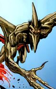 Karl Lykos (Earth-616) from New Mutants Vol 3 10 001