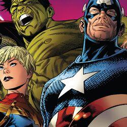 Marvel Legacy Vol 1 1