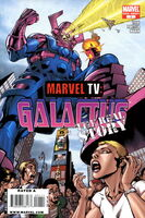 Marvel TV Galactus The Real Story Vol 1 1