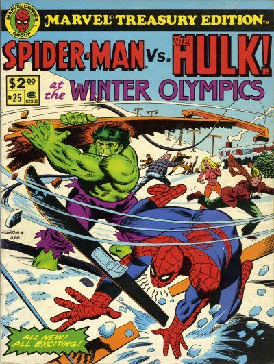Marvel Treasury Edition Vol 1 25