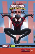 Marvel Universe Ultimate Spider Man Web Warriors Spider-Verse Vol 1 3