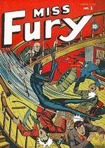 Miss Fury Vol 1