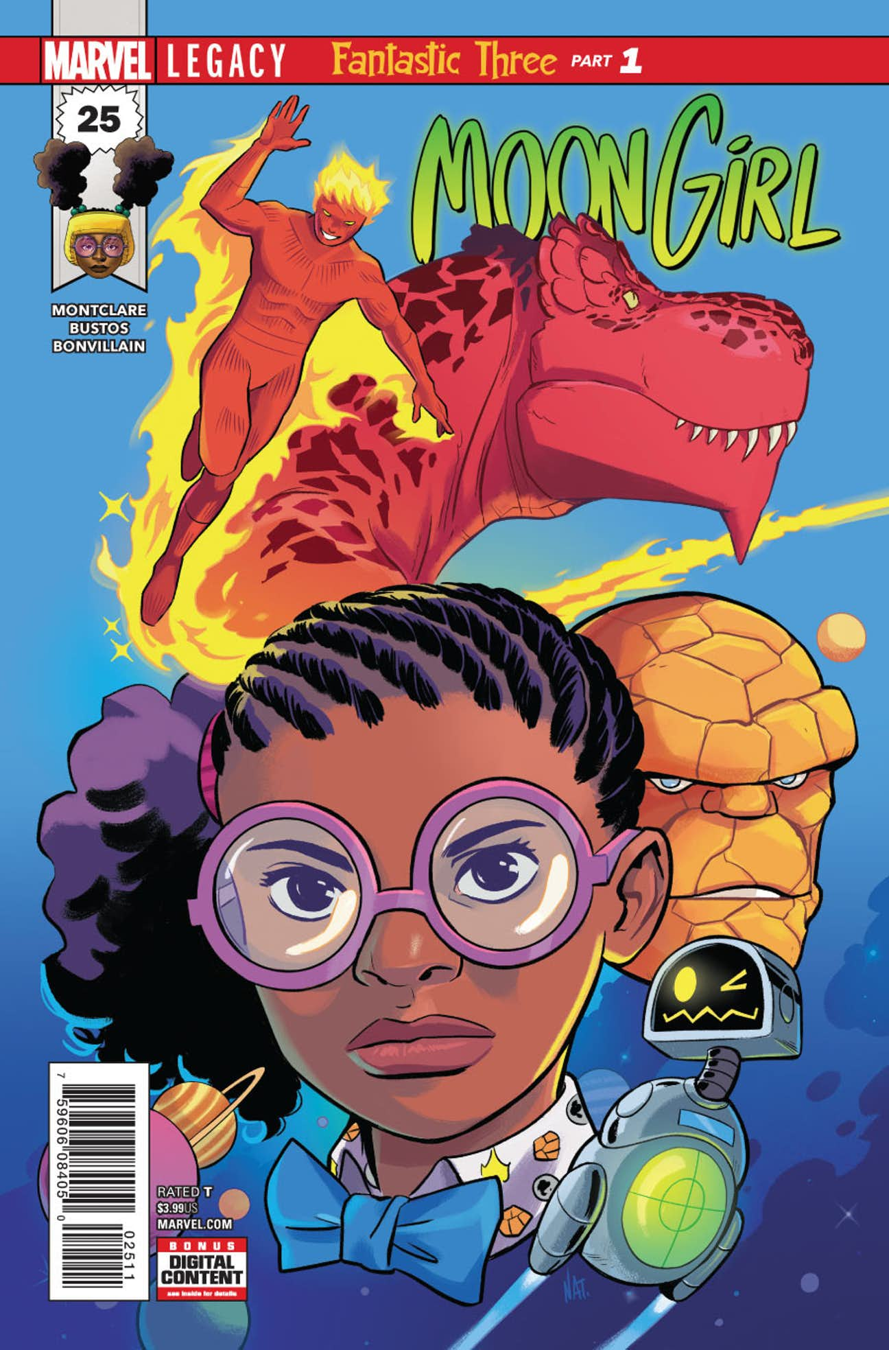 Moon Girl and Devil Dinosaur Vol 1 25