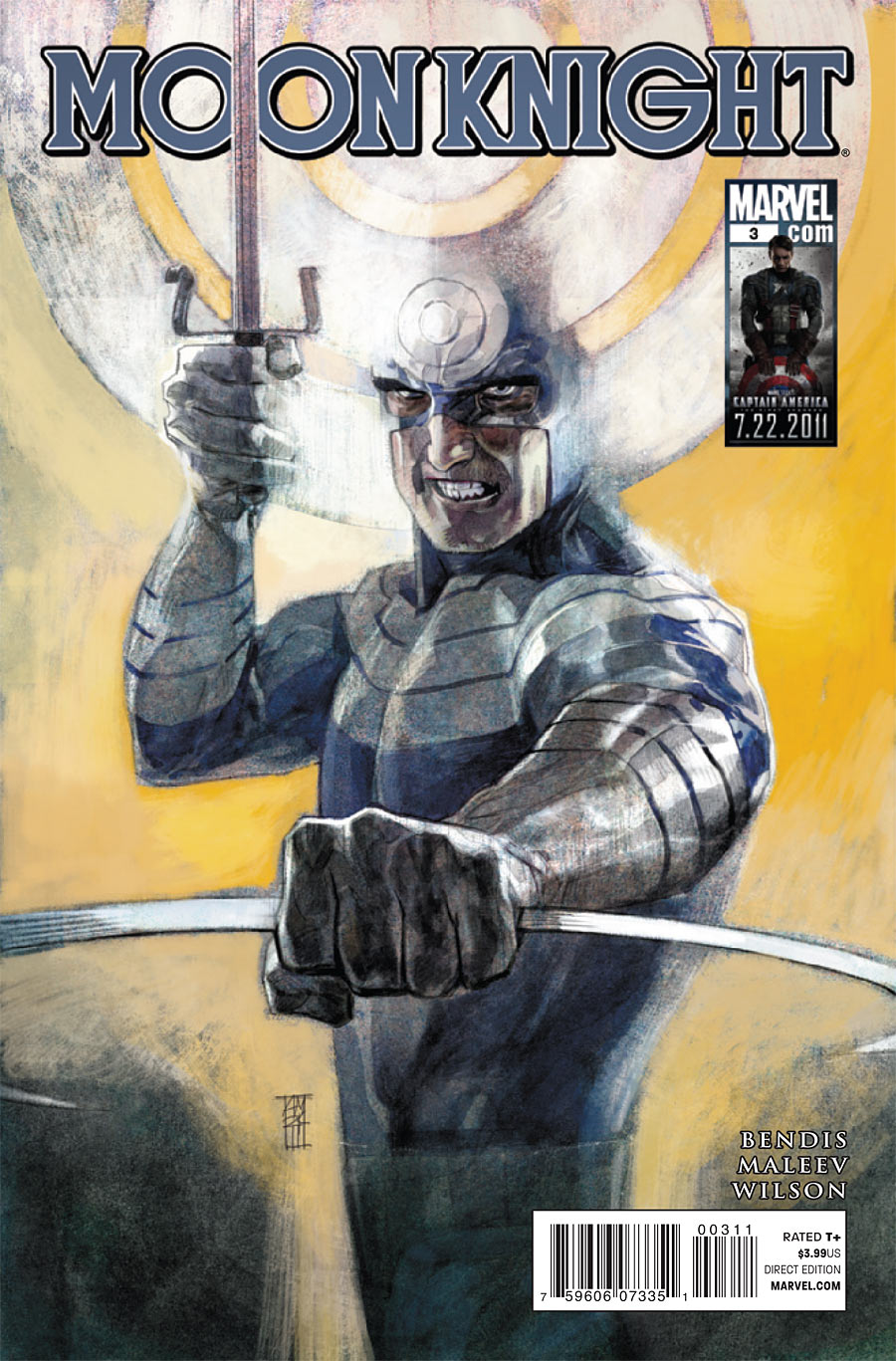 Moon Knight Vol 6 3