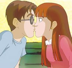 Peter Parker (Earth-12041) and Mary Jane Watson (Earth-12041) 001.jpg