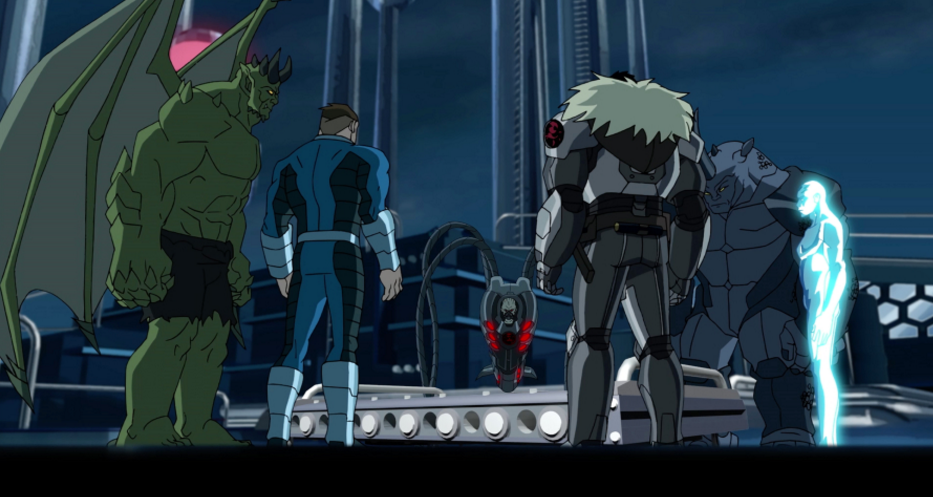 Ultimate Spider-Man (Animated Series) Season 4 10