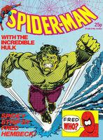 Spider-Man (UK) Vol 1 580