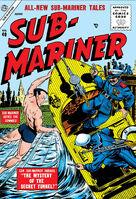 Sub-Mariner Comics Vol 1 40