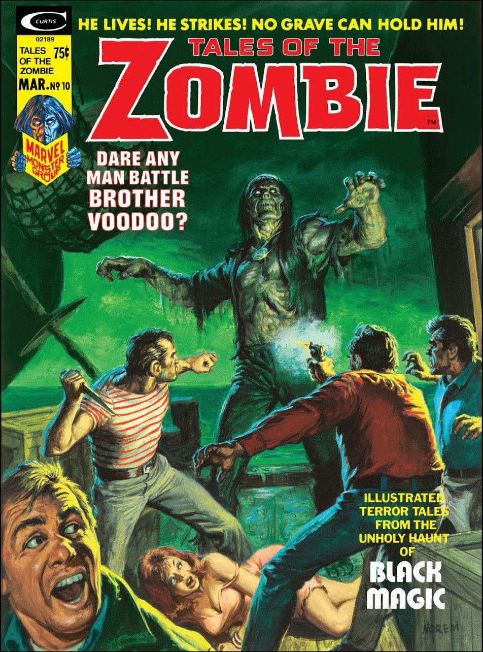 Tales of the Zombie Vol 1 10