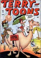 Terry-Toons Comics Vol 1 9
