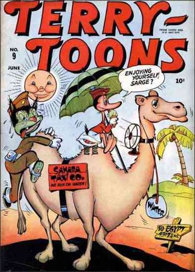 Terry-Toons Comics Vol 1 9