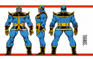 Thanos (Earth-616) from Official Handbook of the Marvel Universe Master Edition Vol 1 10 0001