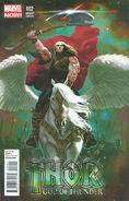 Thor God of Thunder Vol 1 2 variant