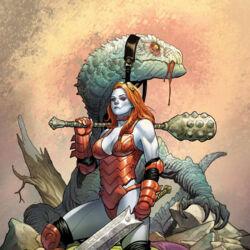 Marguerite Hellbender (Earth-616)