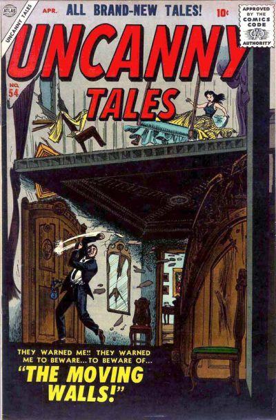 Uncanny Tales Vol 1 54