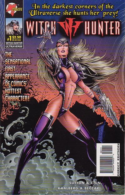 Witch Hunter Vol 1