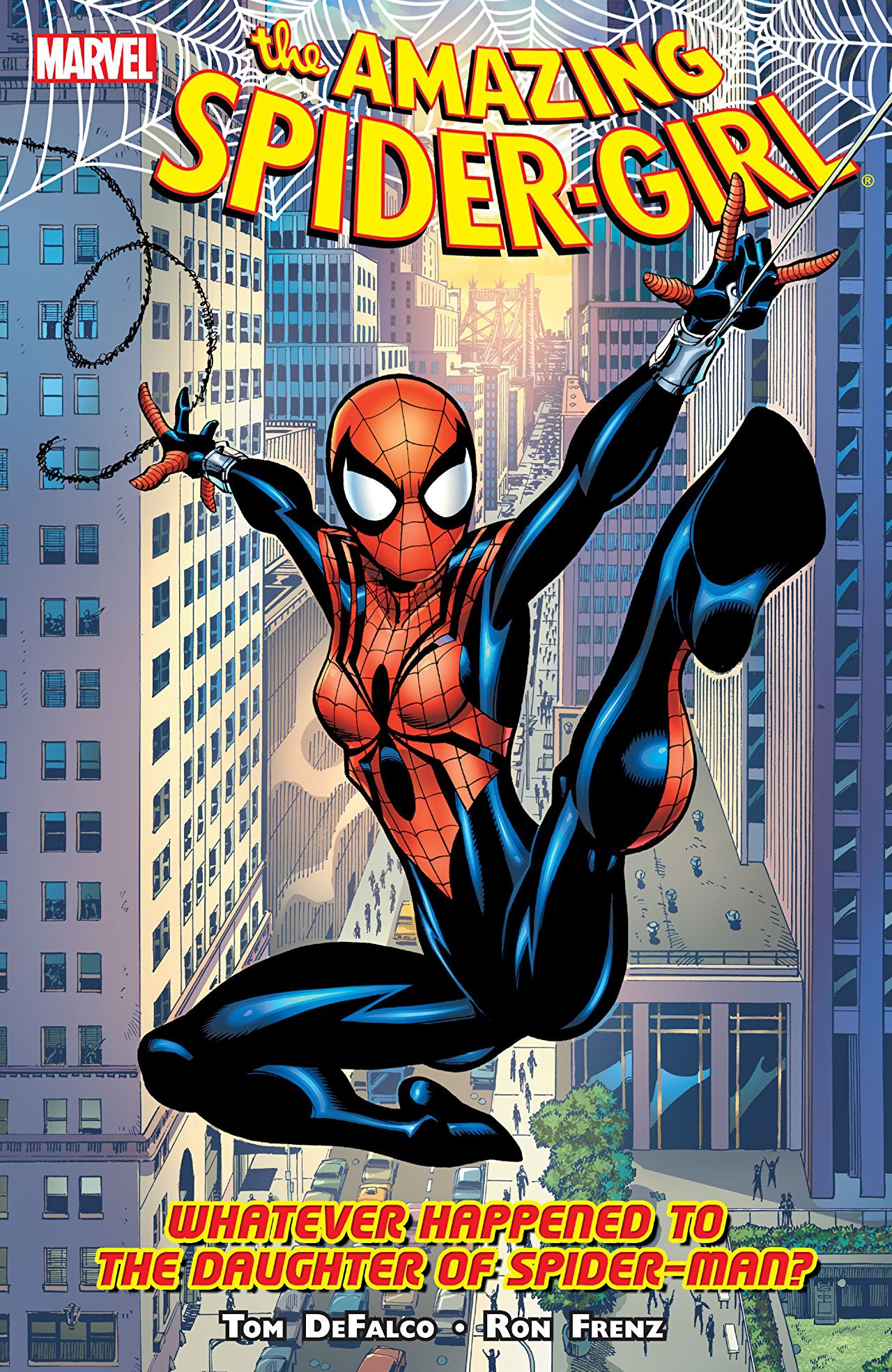 Amazing Spider-Girl TPB Vol 1 1: Whatever Happened to the Daughter of Spider-Man?