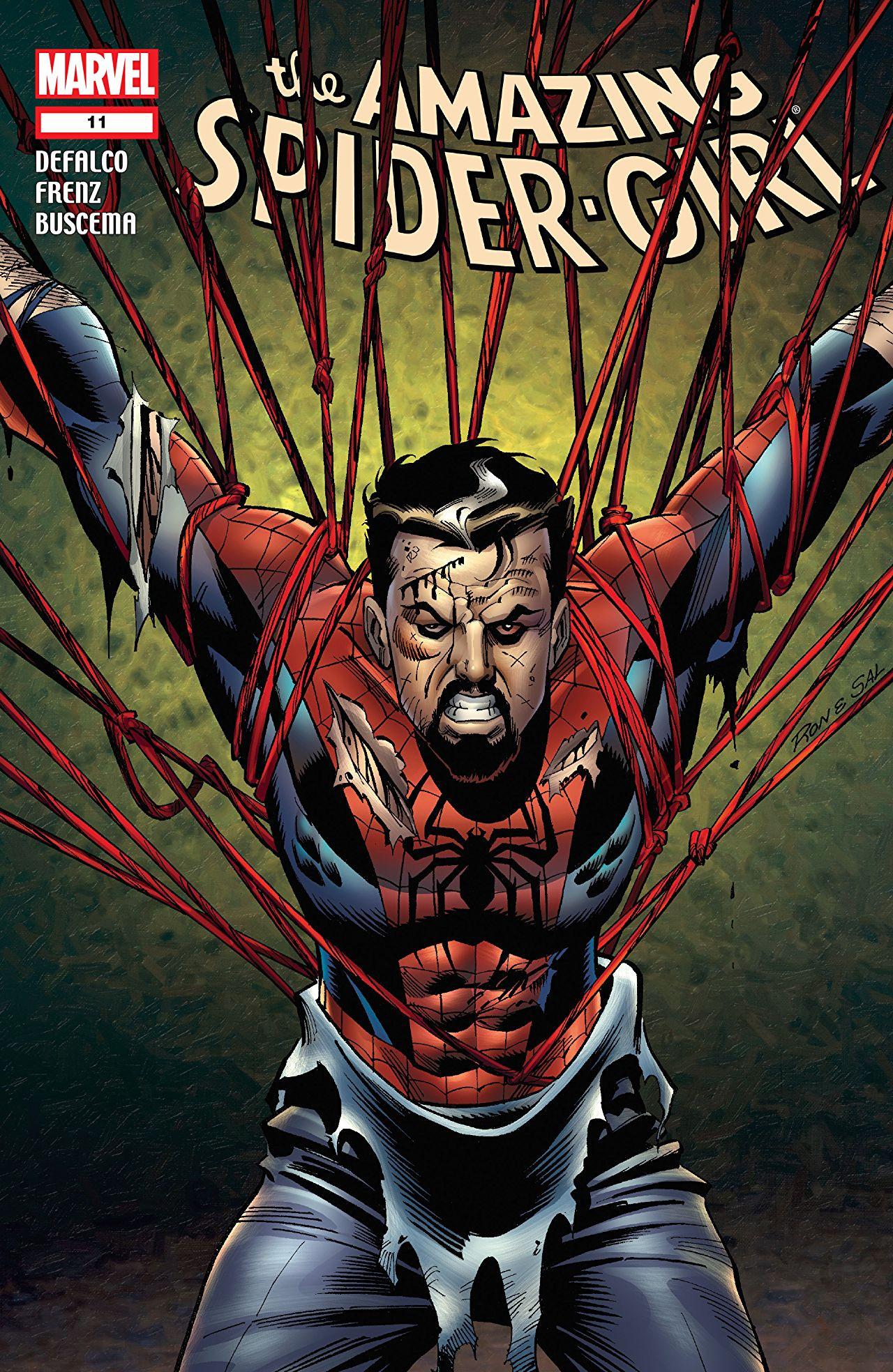 Amazing Spider-Girl Vol 1 11