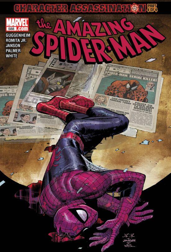 Amazing Spider-Man Vol 1 588