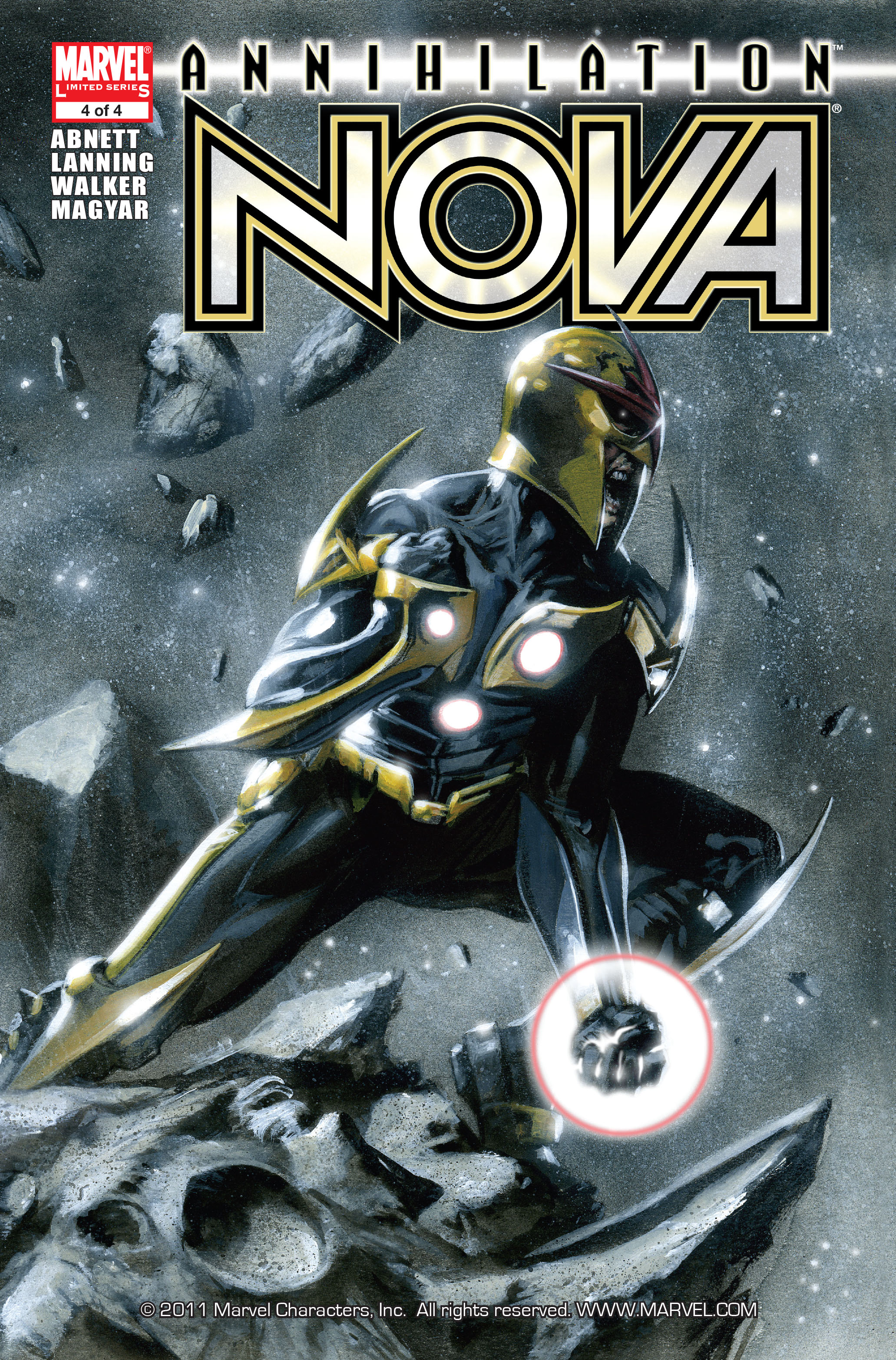 Annihilation: Nova Vol 1 4