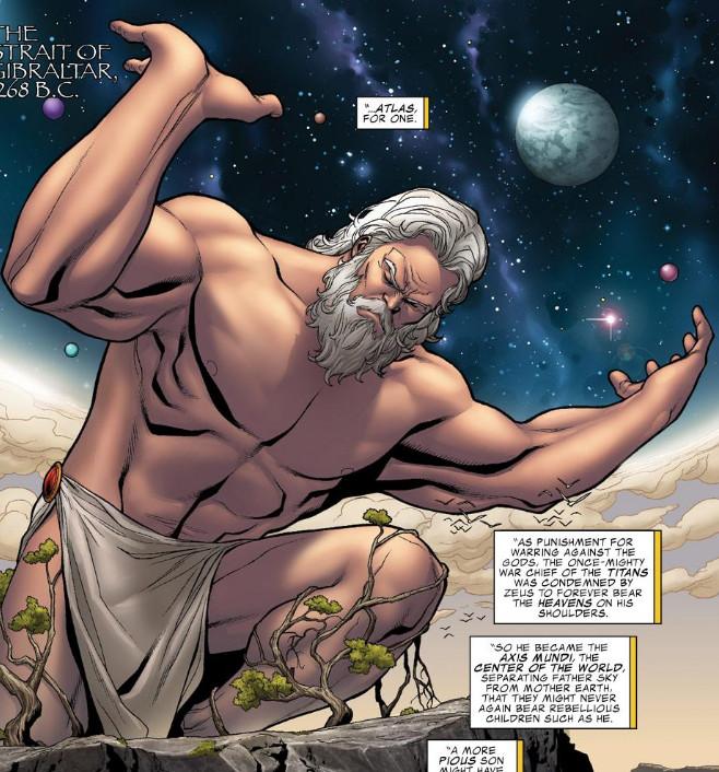 Atlas (Titan) (Earth-616)