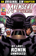 Avengers Universe (UK) Vol 1 14