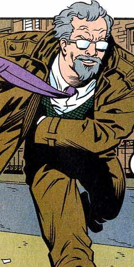 Bert Gilmore (Earth-616)
