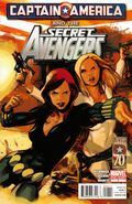 Captain America and the Secret Avengers Vol 1 1