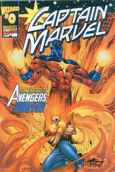 Captain Marvel Vol 4