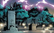 Central Park from Amazing Spider-Man Vol 5 20 001