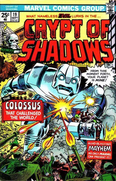 Crypt of Shadows Vol 1 19