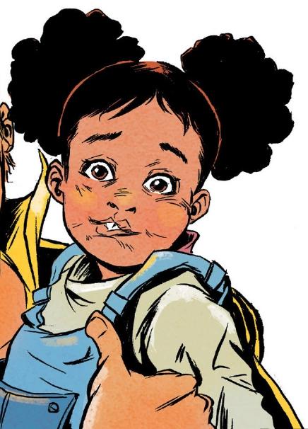 Danielle Cage (Earth-616)
