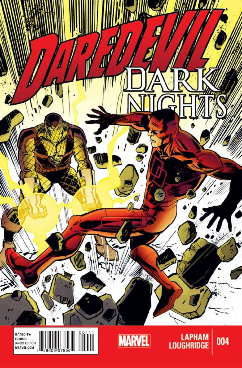 Daredevil: Dark Nights Vol 1 4