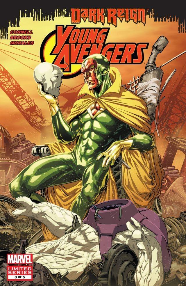 Dark Reign: Young Avengers Vol 1 3