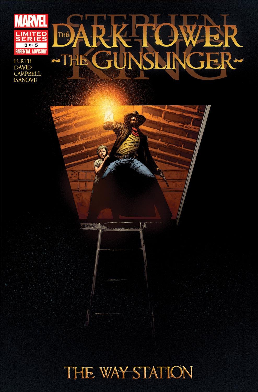 Dark Tower: The Gunslinger - The Way Station Vol 1 3